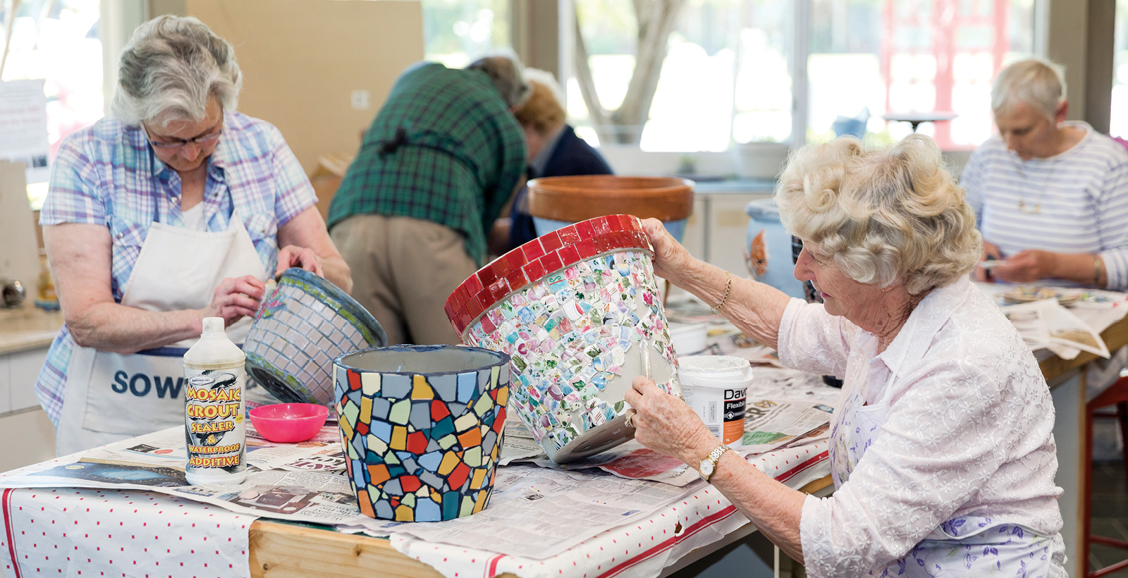 Tips For Making Friends In An Aged Care Facility