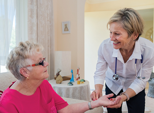 What are the different home care options and how do you get one?