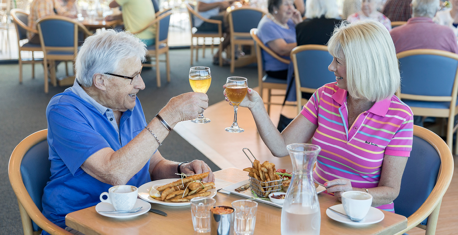 The Importance of Social Activities In Aged Care
