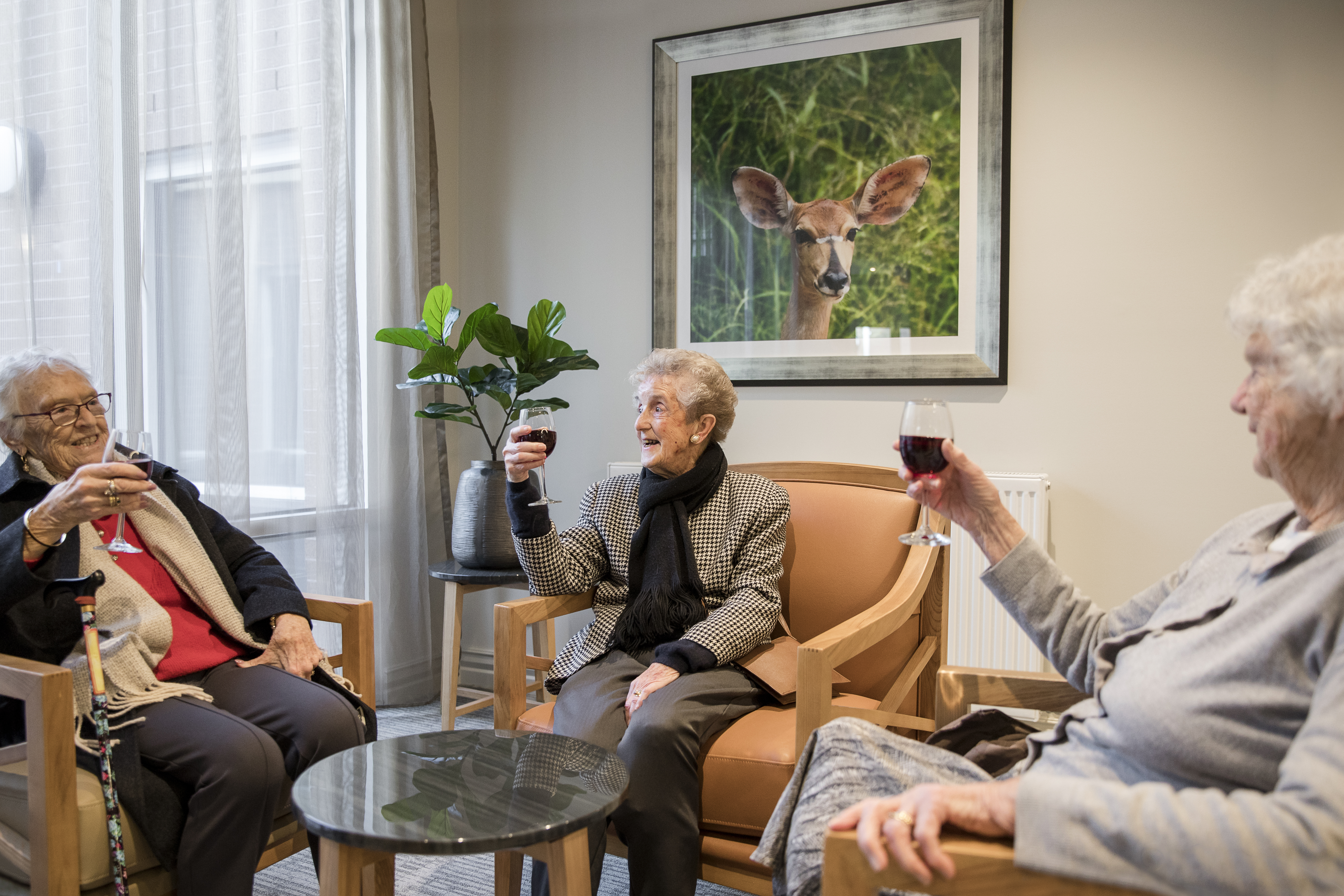 How An Active Social Life Makes Retirement Living Better